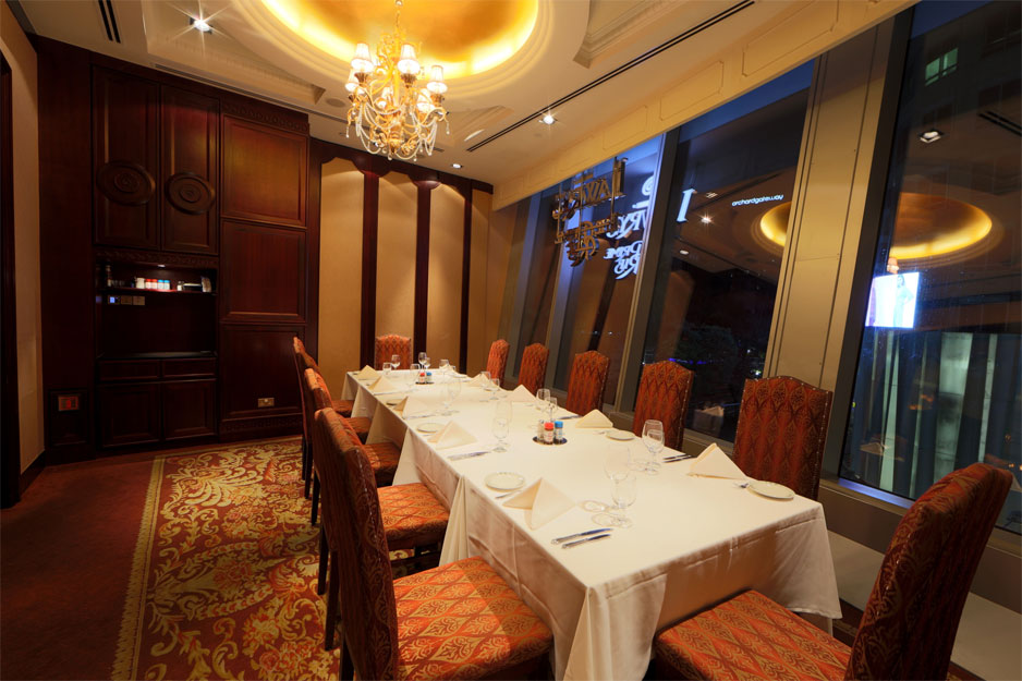 Private-Dining-Room---Grange-(Night-view)