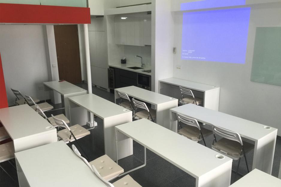 Training room – PS100_4